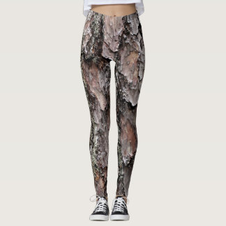 Kiefer-Barke Leggings