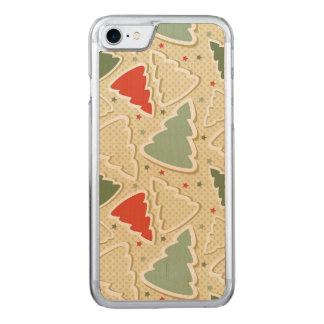 Kiefer Carved iPhone 8/7 Hülle
