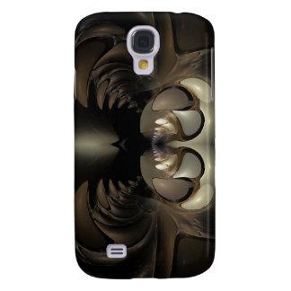 Kiefer-Fraktal-Grafik Galaxy S4 Hülle