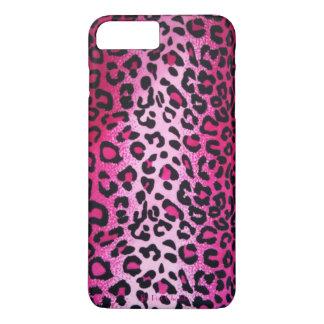 Kiefern-Gepard-Druck-Telefon-Abdeckung iPhone 8 Plus/7 Plus Hülle
