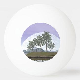 Kiefernbonsais - 3D übertragen Ping-Pong Ball