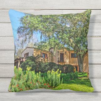 Kiefernholz-Anwesen-VillaBok Turm-Gärten Florida Kissen Für Draußen