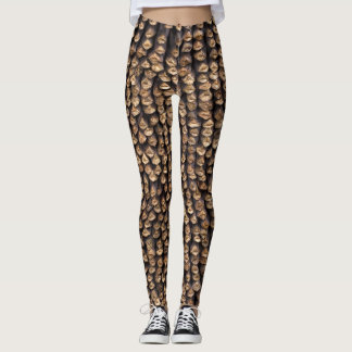 Kiefernkegel | leggings