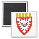 Kiel COA Quadratischer Magnet