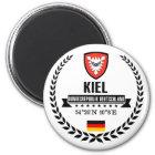 Kiel Runder Magnet 5,7 Cm