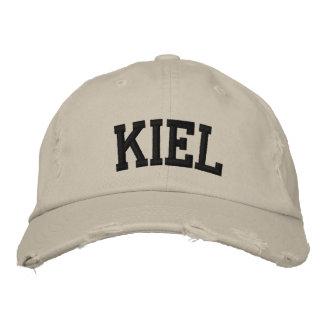 Kiel stickte Hut Bestickte Baseballkappen