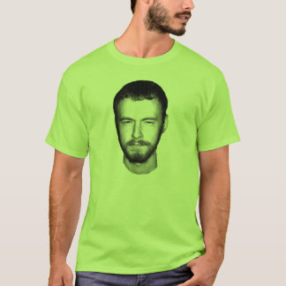 Kieran Gesicht T-Shirt