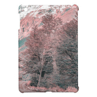 Kies-leere Straße - Parque Nacional Los Glaciares iPad Mini Hülle