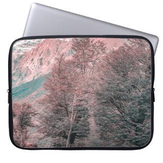 Kies-leere Straße - Parque Nacional Los Glaciares Laptop Sleeve