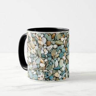 Kiesel-strukturierte Tasse