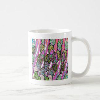 Kiesel-Tupfen Kaffeetasse