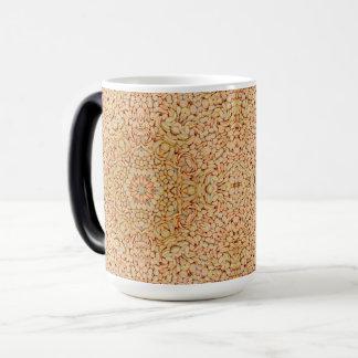 Kiesel-Vintages Kaleidoskop-verwandelnde Tasse