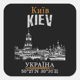 Kiew Quadratischer Aufkleber
