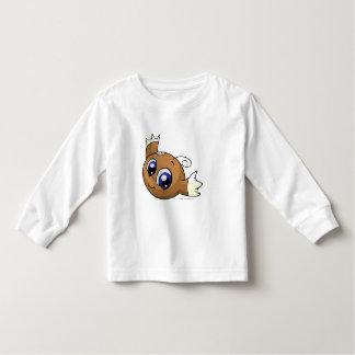 Kiko Brown Kleinkinder T-shirt