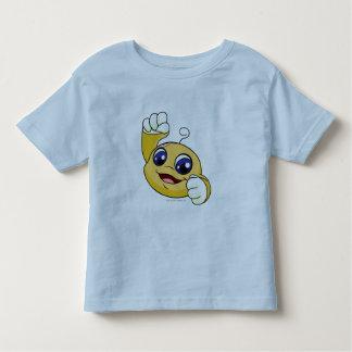 Kiko Gelb Kleinkind T-shirt