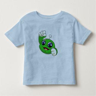 Kiko Grün Kleinkinder T-shirt