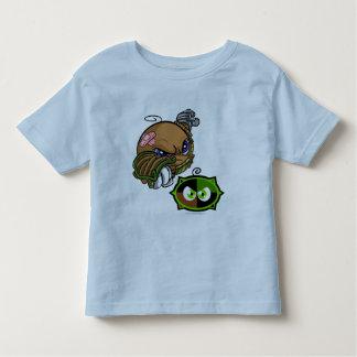Kiko See-Team-Kapitän 1 Kleinkinder T-shirt
