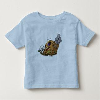 Kiko See-Team-Kapitän 2 Kleinkinder T-shirt