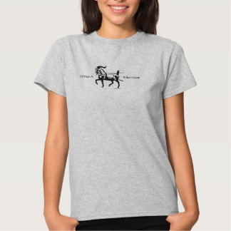 Kiko Ziegen-Shirt T Shirt