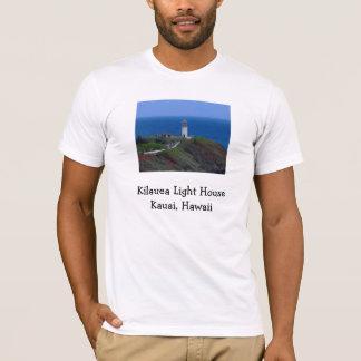 Kilauea helles HouseKauai, Hawaii T-Shirt
