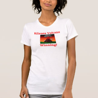 Kilauea Vulkan-Shirt T-Shirt