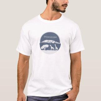 Kilimanjaro (blau) T-Shirt