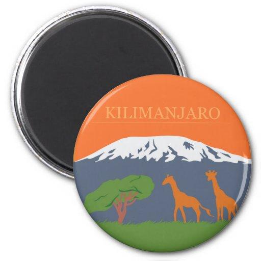 Kilimanjaro Magnets