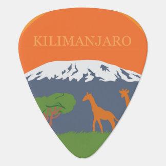 Kilimanjaro Plektrum