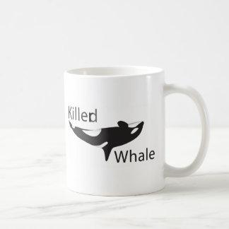 Killerd Wal Kaffeetasse