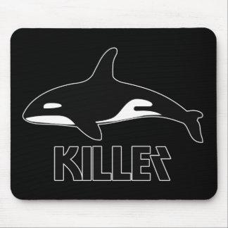 Killerwal-Schwertwal des Todes Mauspads