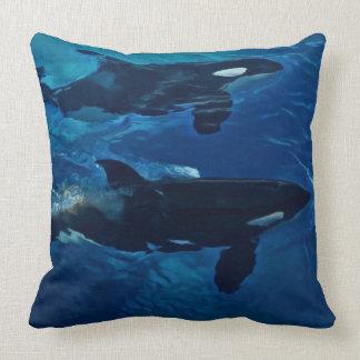 Killerwale Kissen