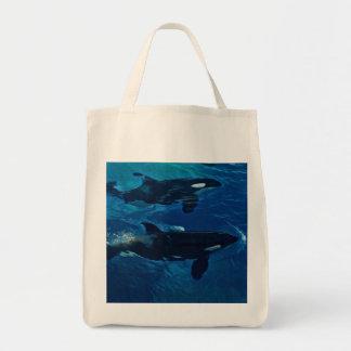 Killerwale Tragetasche