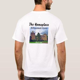 Kilmarnock Schloss - Boyd Clan T-Shirt