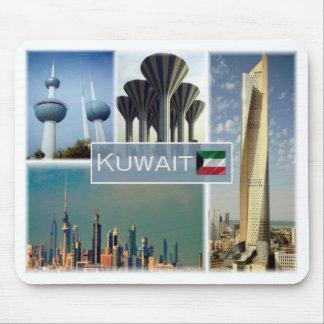 Kilowatt Kuwait - Turm - Mousepad