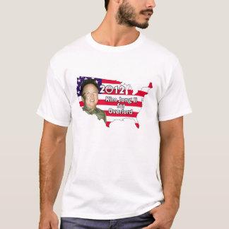 Kim Jong Il für Overlord 2012 - die T der Männer T-Shirt