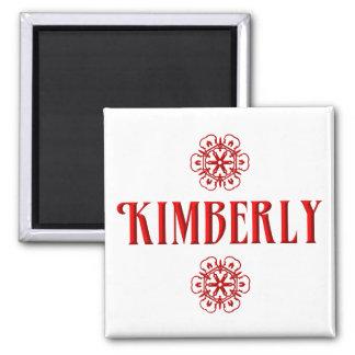 Kimberly Quadratischer Magnet