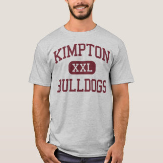 Kimpton - Bulldoggen - Sekundarschule - Laderaum T-Shirt
