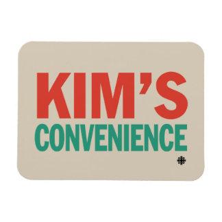 Kims Bequemlichkeit Magnet