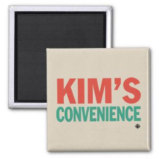 Kims Bequemlichkeit Quadratischer Magnet