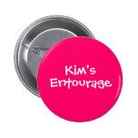 Kims Gefolge Button
