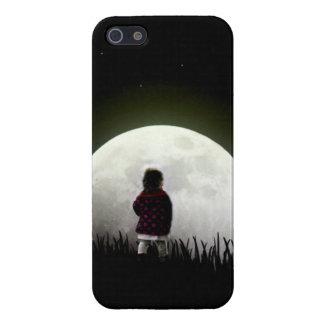 Kind des Mondes iPhone 5 Hülle