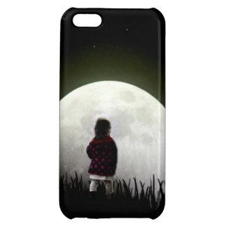 Kind des Mondes iPhone 5C Schale