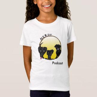 Kind-freundliches Podcastt-stück T-Shirt