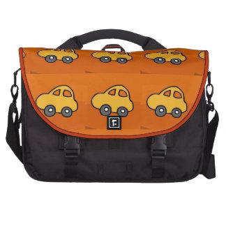 Kind-LIEBE: Miniminispielzeug-Autos Laptop Taschen