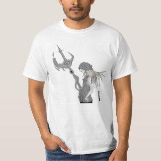 Kind mit der Klinge T-Shirt