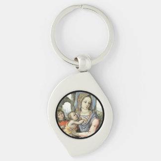 Kind St Joseph Madonnas Christus und Engel Schlüsselanhänger