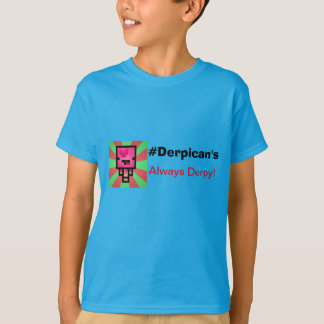 KindComfortSoft offizieller #Derpican T - Shirt
