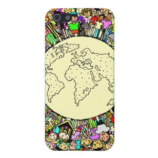 Kinder der Welt iPhone 5 Hülle