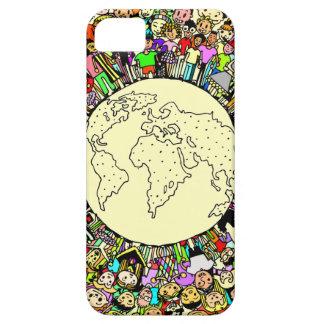 Kinder der Welt iPhone 5 Schutzhülle