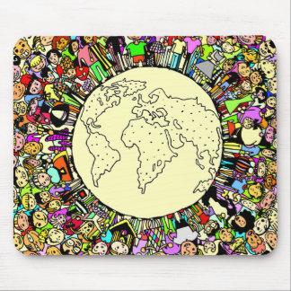 Kinder der Welt Mousepad